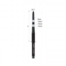 Lindeman Drill 2.1mm - Long