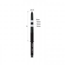 Lindeman Drill 2.6mm - Long